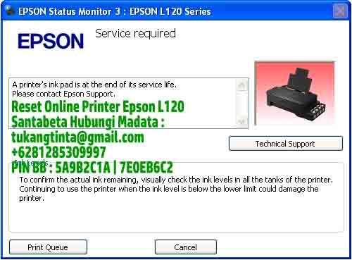 Pusat Modifikasi Printer Infus