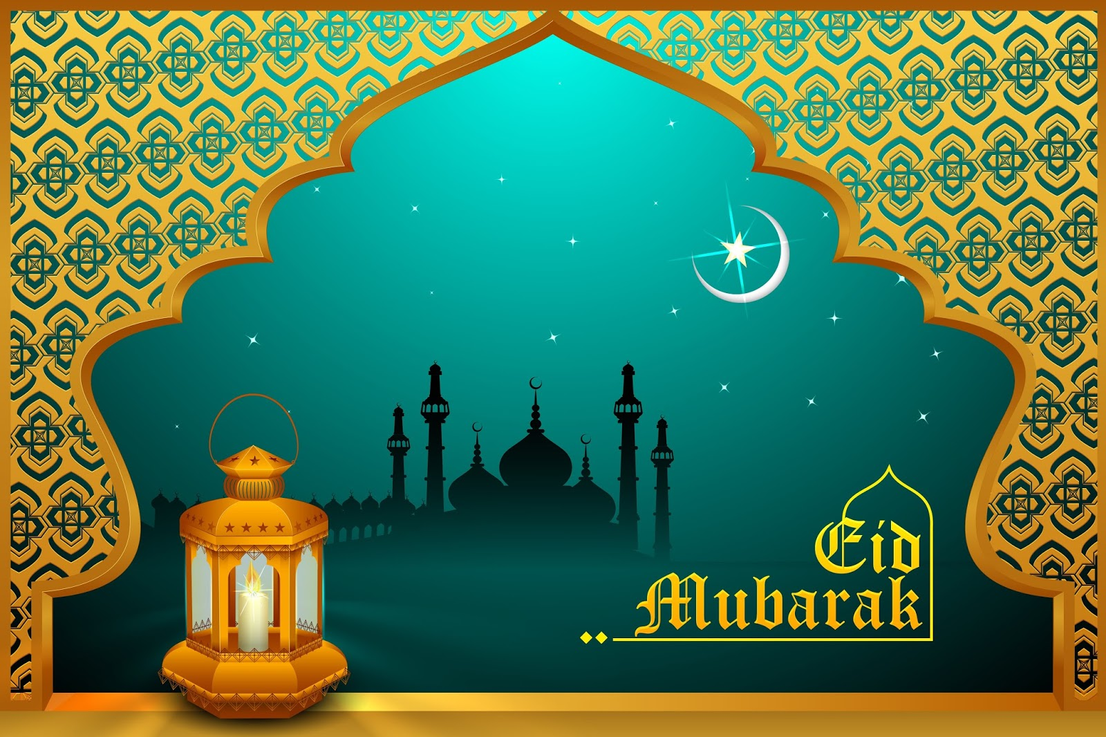 eid cards images 2018 free download