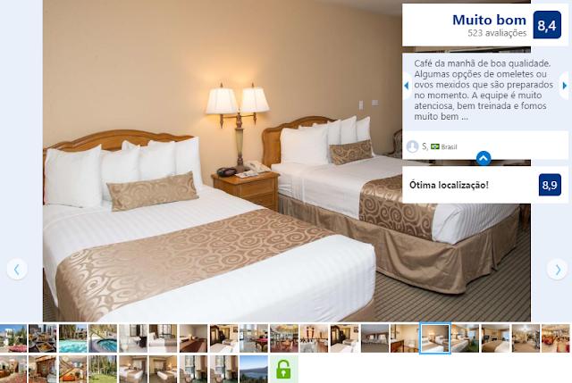 Hotel Best Western - Big Bear Chateau para ficar em Big Bear Lake