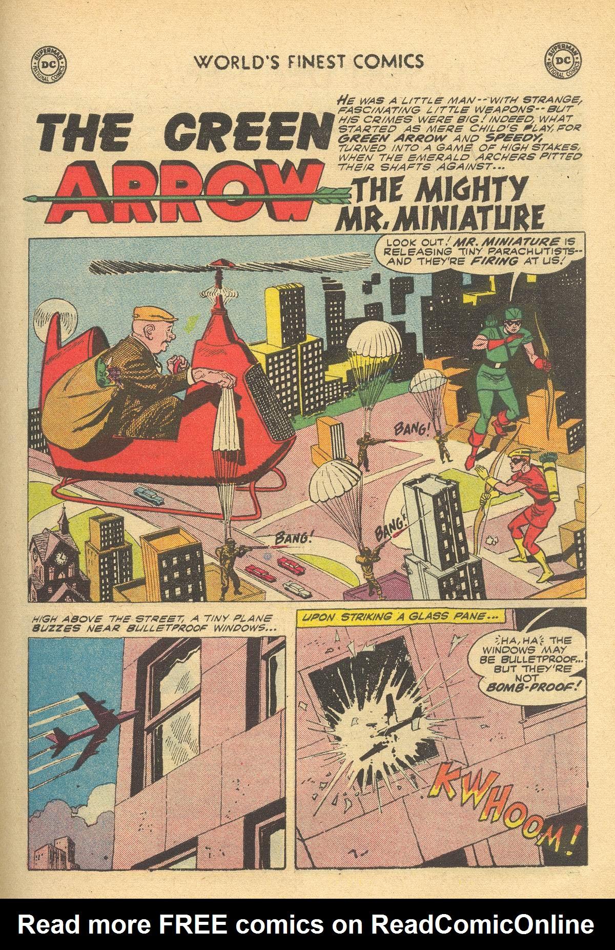 Read online World's Finest Comics comic -  Issue #105 - 27