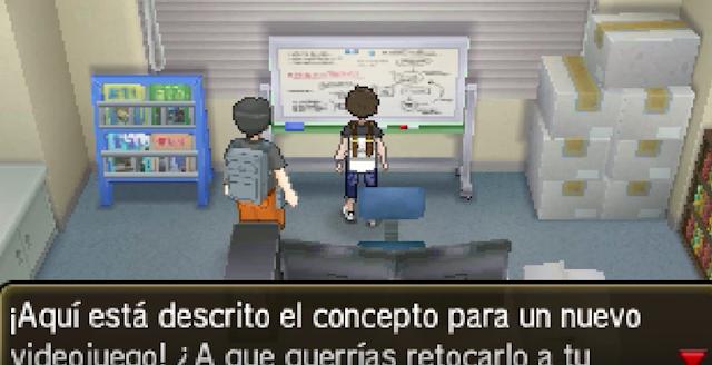 ¡Hay referencias a un nuevo juego de Pokémon en Sol y Luna!