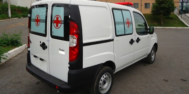 MILAGRES - Prefeito Lielson Landim garante mais uma Ambulância
