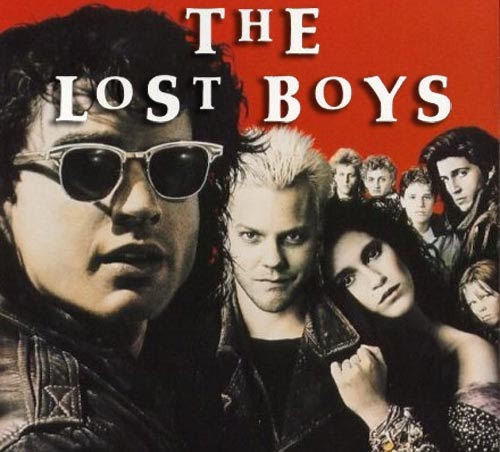 Behind The Scenes: Review: The Lost Boys