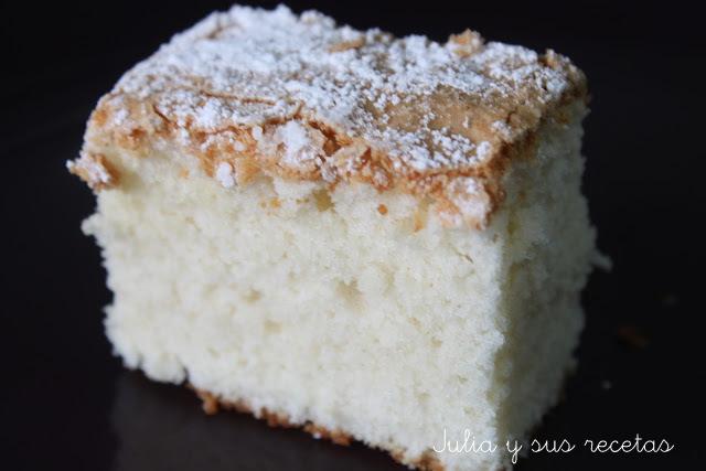 Bica blanca de Laza. Julia y sus recetas