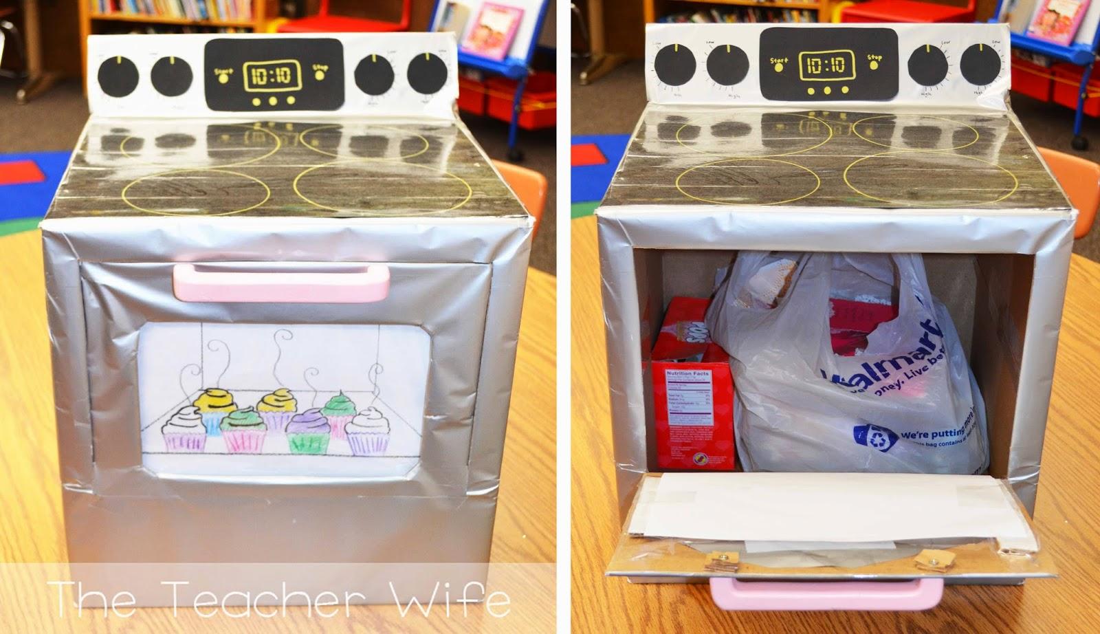 The Teacher Wife Cookin39 Up Some Love Valentine Box Idea