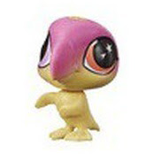 LPS Series 5 Lucky Pets Glow-in-the-Dark Eyes Nectar (#No#) Pet