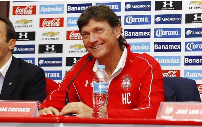Toluca listo para el Apertura 2016