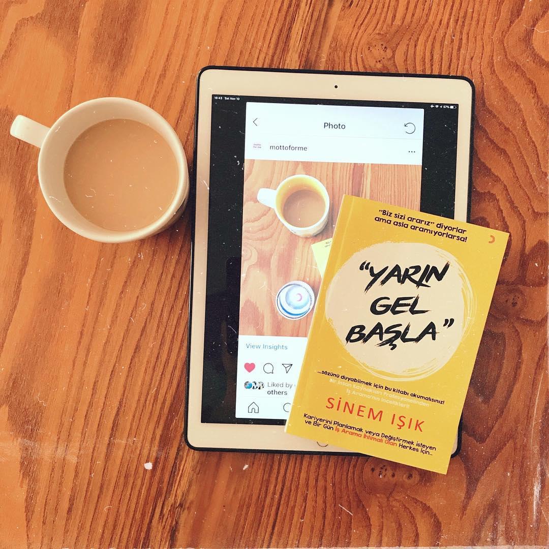 Yarin Gel Basla - Bir Insan Kaynaklari Profesyonelinden Is Aramanin Incelikleri (Kitap)