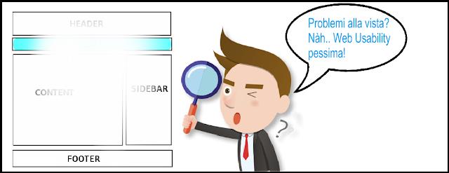 web usability standard convenzioni