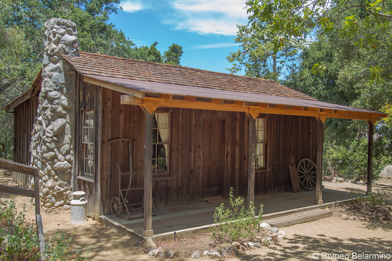 Stagecoach Inn Museum Pioneer House Guide to Conejo Valley Weekend Getaway