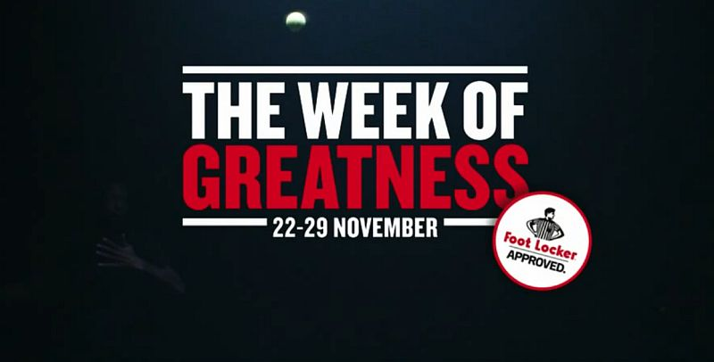 Week of Greatness ft Gael Monfils x Asics Gel Lyte V by Foot Locker #FLTV  ( Bilder und ein Video )