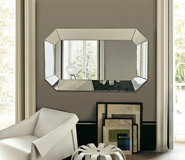 Tip Meletak Cermin Hiasan Dalam Rumah