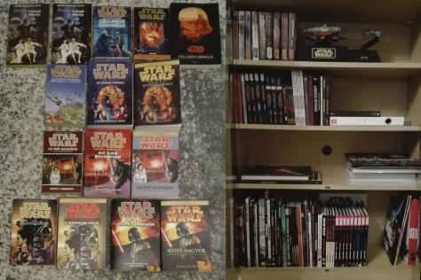 Csuhai Zoltán Star Wars könyvei