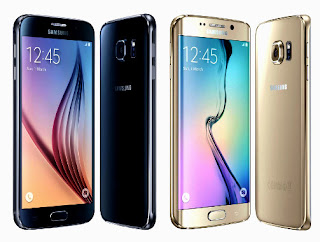 Difference Of Samsung Galaxy S6 and S6 Edge
