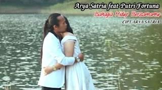 Lirik Lagu Bahagia Hidup Bersama - Arya Satria feat Putri Fortuna