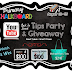 It's a YouTube Party from Primary Chalkboard!