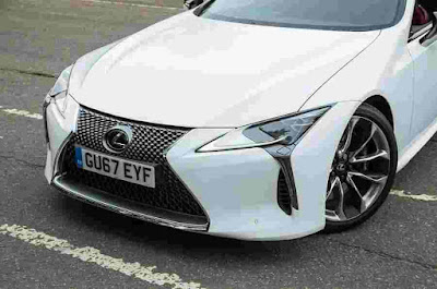 Lexus LC Car Reviews