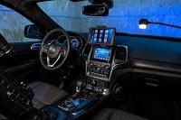 Jeep Grand Cherokee Carabinieri (2018) Dashboard