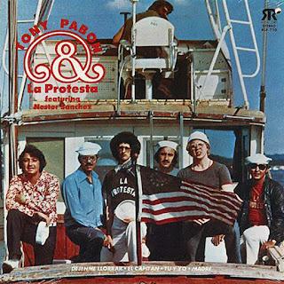 EL CAPITAN - TONY PABON Y LA PROTESTA (1974)
