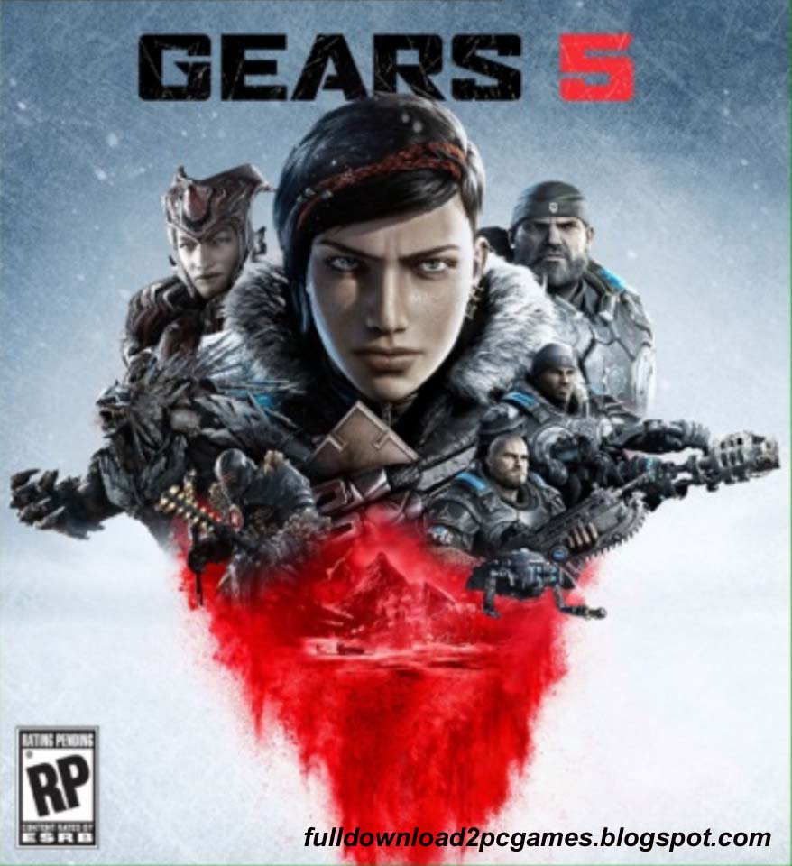 Person Shooter Video Game Developed By The Coalition And Published By Xbox Game Studios Gears v Free Download PC Game