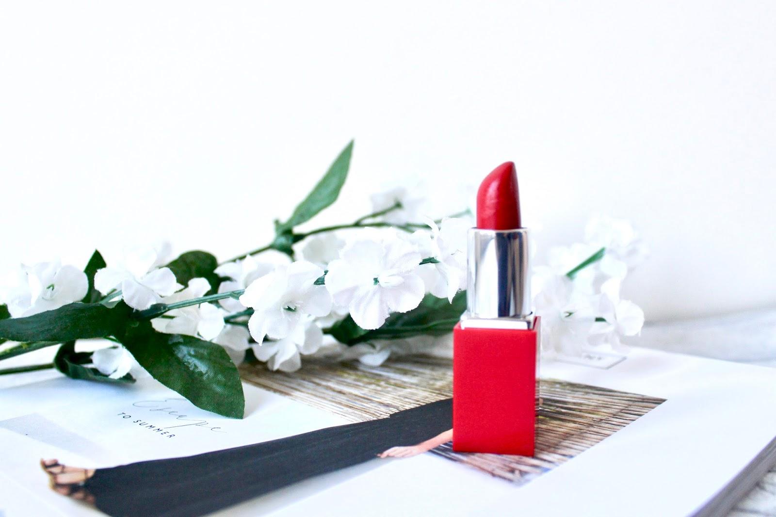 Clinique Cherry Pop Lipstick