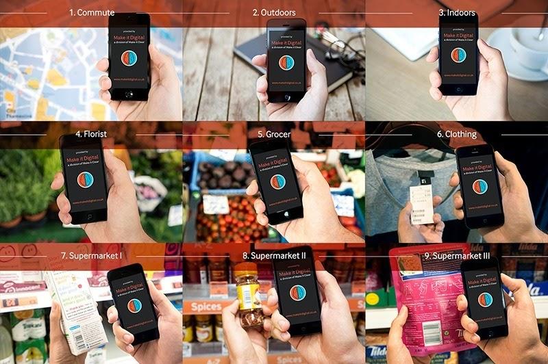 10 IPhone 5 PSD Mockup Templates