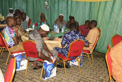 Our Lagos Your Lagos celebrates Ambode's birthday with Muslim Faithfuls