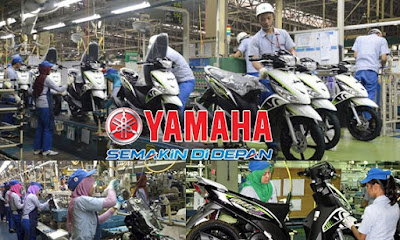 Lowongan Kerja PT. Yamaha Indonesia Motor Manufacturing Jobs: Finance Staff, Trainer Staff, Marketing Business, Accounting / Tax Staff.
