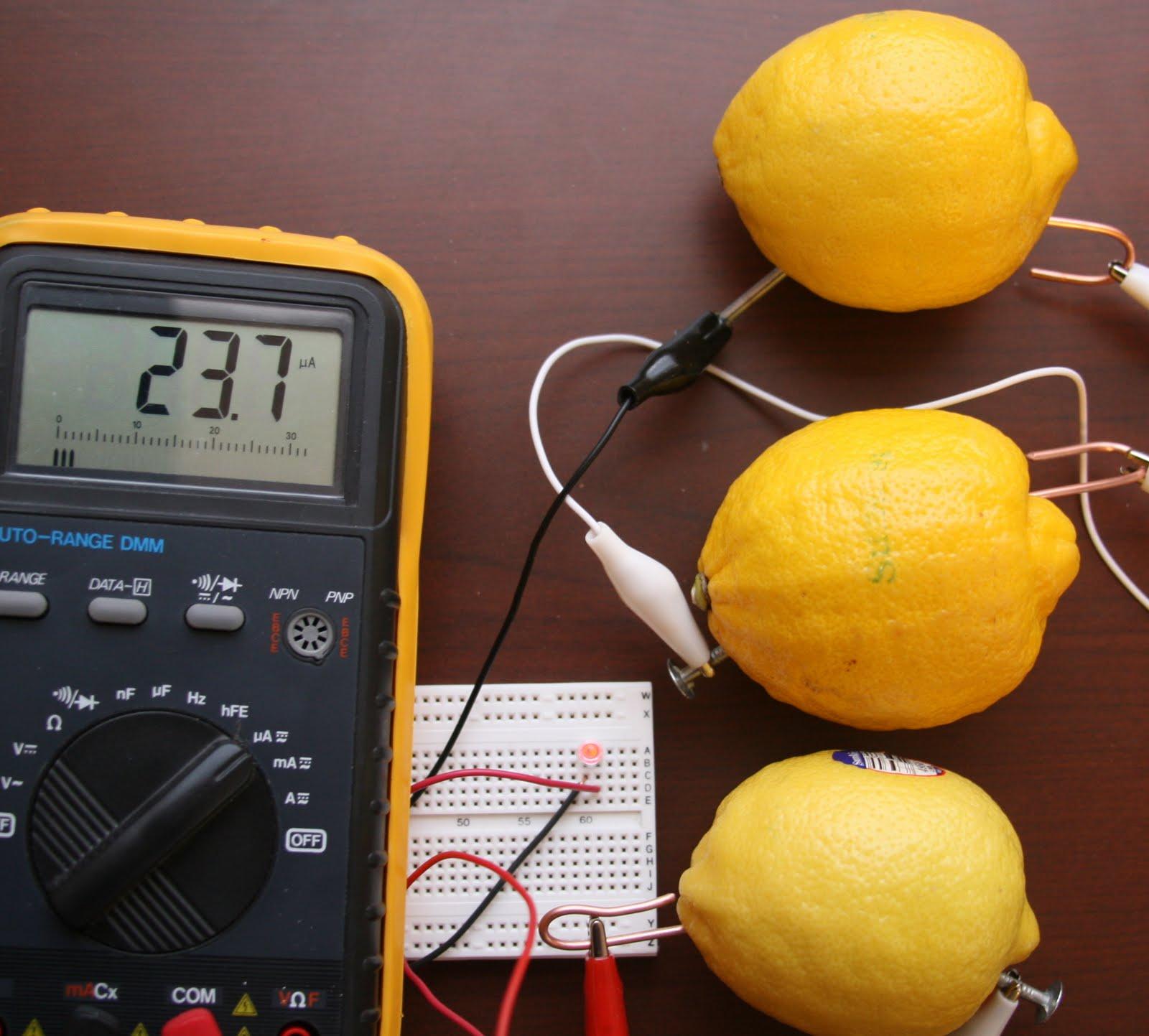 Lemon Circuit Zinc Graphite Worksheet And Wiring Diagram Electriccircuitprojectideas Electric Science Project Joel Avrunin S Effective Bits Of Knowledge Batteries From Lemons Rh Effectivebits Net Pencil