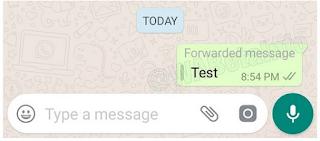 WhatsApp sedang menguji fitur 'Forwarded Message', Ini penjelasannya