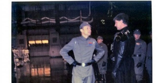 A Gallery of 50 Rare Continuity Star Wars Polaroids Taken From the Set of 'Return of the Jedi'