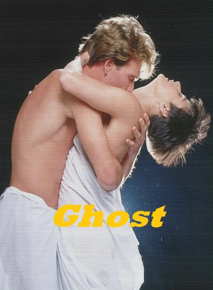 Ghost (1990) Dual Audio Hindi 400MB BluRay 480p