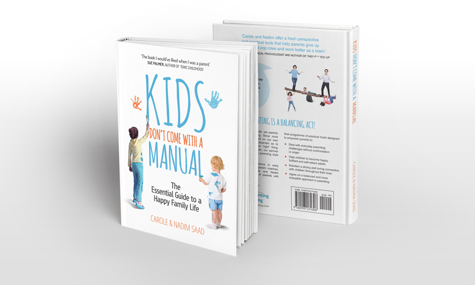 Kids Don't Come With a Manual - Review and Giveaway