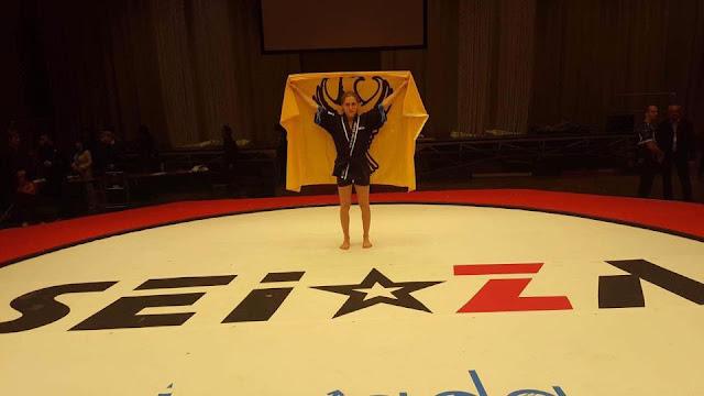 Με την Ποντιακή σημαία ψηλά πανηγύρισε στο Τόκυο!