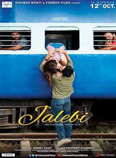 Jalebi (2018) Official Poster