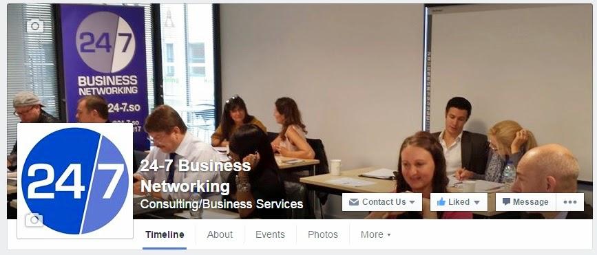 FaceBook Company Page Header