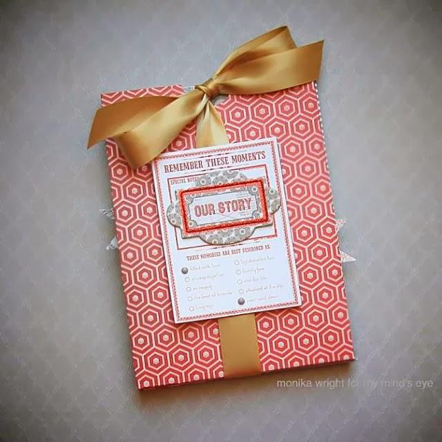 #scrapbook #scrapbooking #minialbum #mymindseye #tutorial #diy #iloveitall