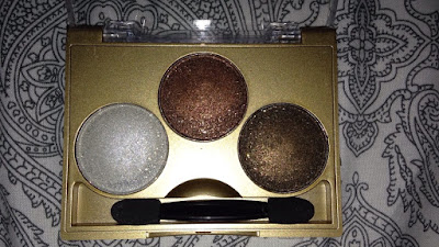 Born Pretty Eye Shadow Trio* with flash