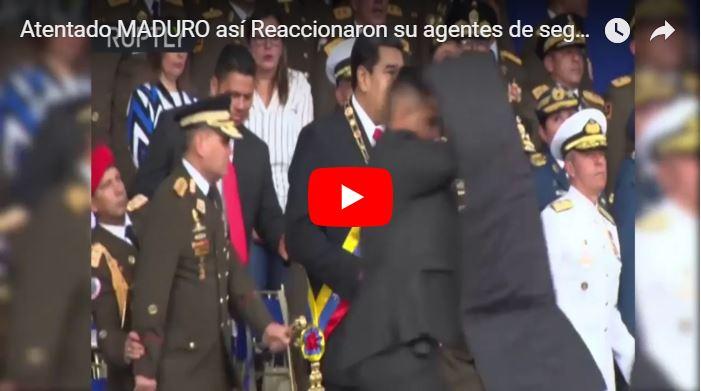 Detalles de la Huida del Dictador Nicolás Maduro