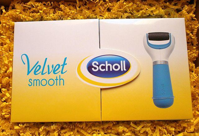 Velvet Smooth De Scholl: Pies irresistiblemente suaves
