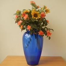 Glass Decorative Flower Vase in Port Harcourt, Nigeria