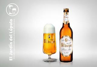 Bitburger Premium Pils, una cerveza alemana.