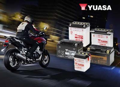 Μπαταρίες Μοτοσυκλέτας Yuasa Στις Καλύτερες Τιμές Της Αγοράς