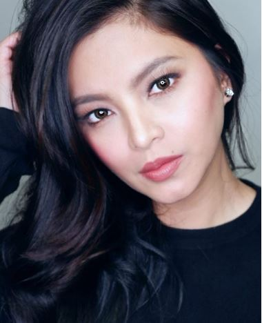 Angel Locsin Is On Her Way To The First Taping Day Of The General's Daughter