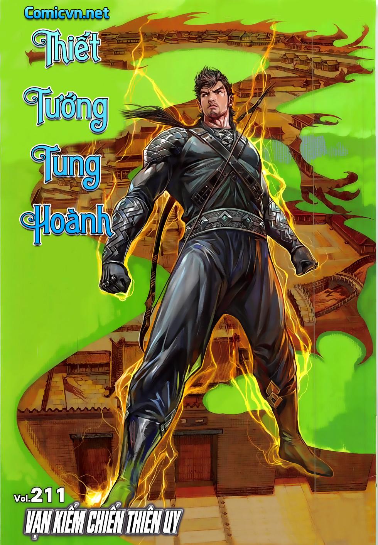 Thiết Tướng Tung Hoành – Chap 211
