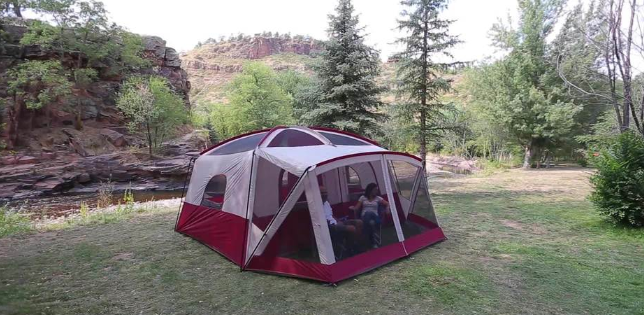 $189) + Free Ship Ozark Trail 12-Person Cabin Tent with Screen Porch! : ozark trail 12 person cabin tent - memphite.com