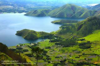 Danau Toba Destinasi Wisata Alam dan Budaya Megalitik Kelas Dunia