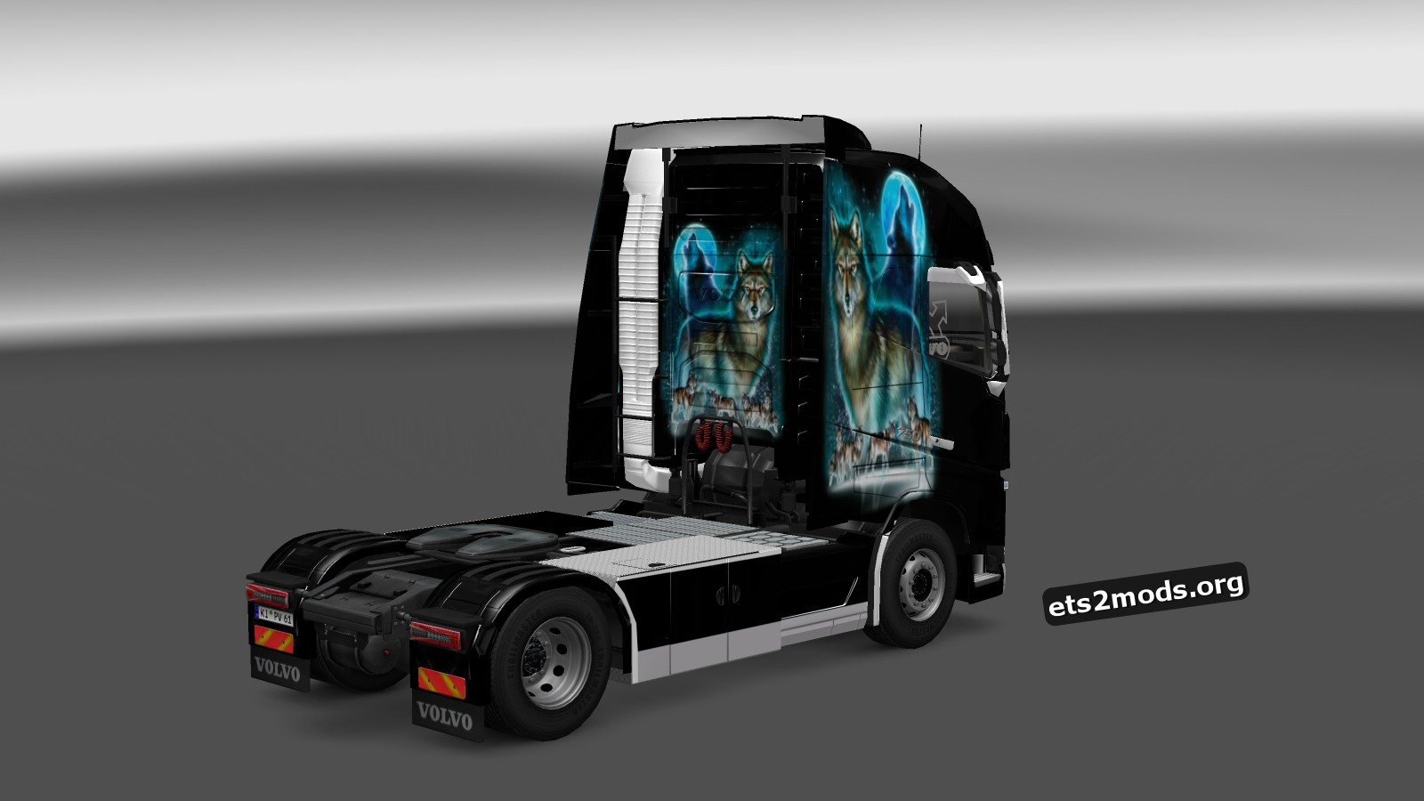 Skins Pack 6 for Volvo 2013