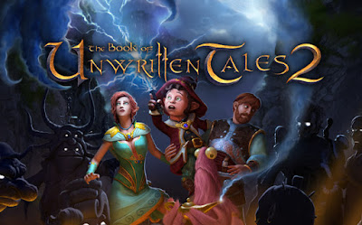 Book of Unwritten Tales 2 apk + obb
