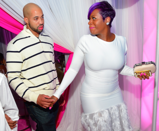 R Amp B Singer Fantasia Has Tied The Knot To Knot To Kendall